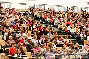 Capacity crowd at EQUITANA