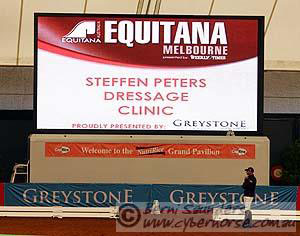 Steffen Peters at EQUITANA