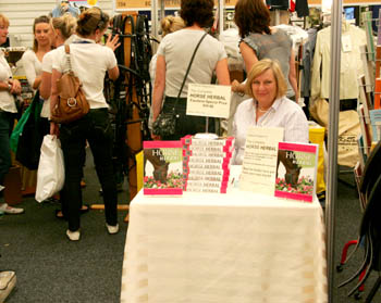Victoria FERGUSON at her EQUITANA book launch