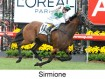 Sirmione Wins the Australian Cup